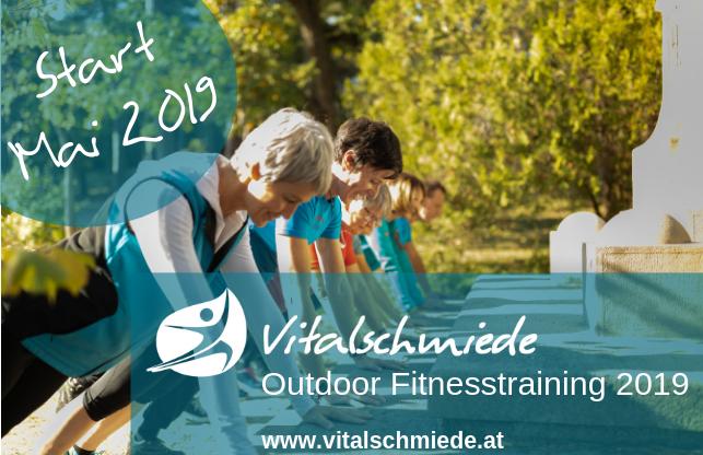 Neu – Vitalschmiede Outdoor Fitnesstraining!